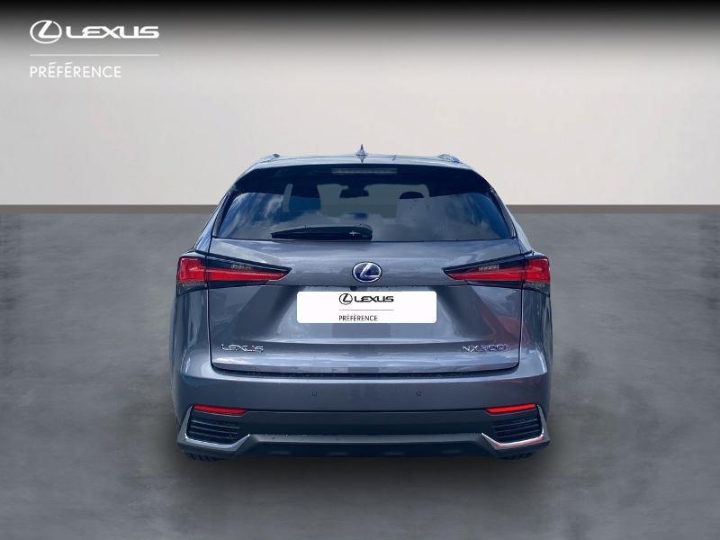 Photo 4 de l'offre de LEXUS NX 300h 2WD Design MY21 à 46890€ chez Altis - Toyota Vannes