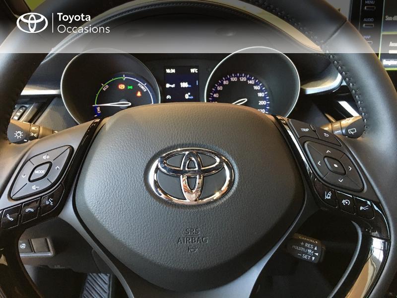 Photo 20 de l'offre de TOYOTA C-HR 184h Collection 2WD E-CVT MY20 à 35490€ chez Altis - Toyota Vannes