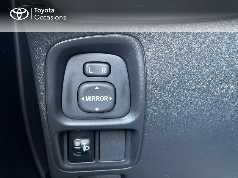 Photo 17 de l'offre de TOYOTA Aygo 1.0 VVT-i 69ch x-play 5p à 8980€ chez Altis - Toyota Vannes