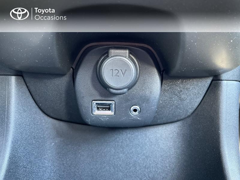 Photo 20 de l'offre de TOYOTA Aygo 1.0 VVT-i 69ch x-play 5p à 8980€ chez Altis - Toyota Vannes
