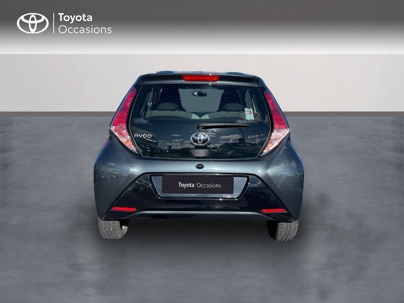 Photo 4 de l'offre de TOYOTA Aygo 1.0 VVT-i 69ch x-play 5p à 8980€ chez Altis - Toyota Vannes