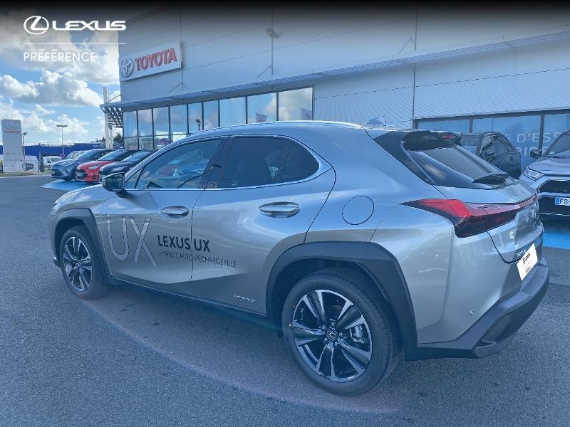 Photo 25 de l'offre de LEXUS UX 250h 2WD Premium Edition MY21 à 34890€ chez Altis - Toyota Vannes