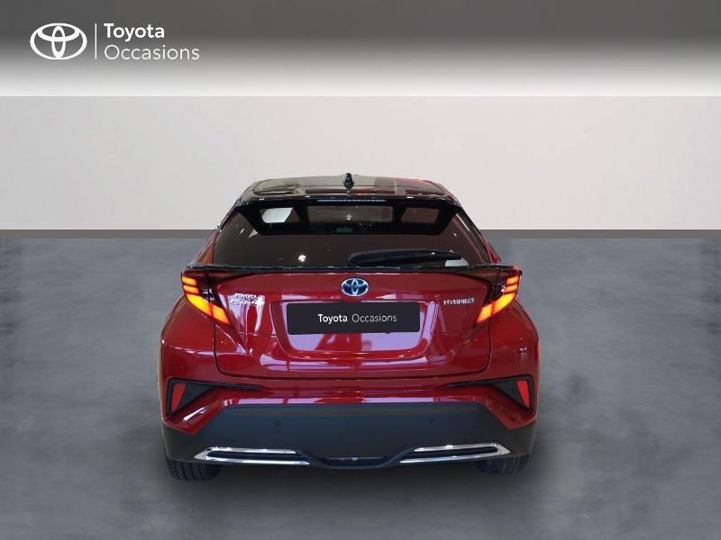 Photo 4 de l'offre de TOYOTA C-HR 184h Collection 2WD E-CVT MY20 à 35490€ chez Altis - Toyota Vannes