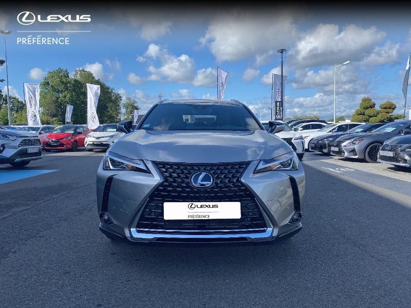Photo 28 de l'offre de LEXUS UX 250h 2WD Premium Edition MY21 à 34890€ chez Altis - Toyota Vannes