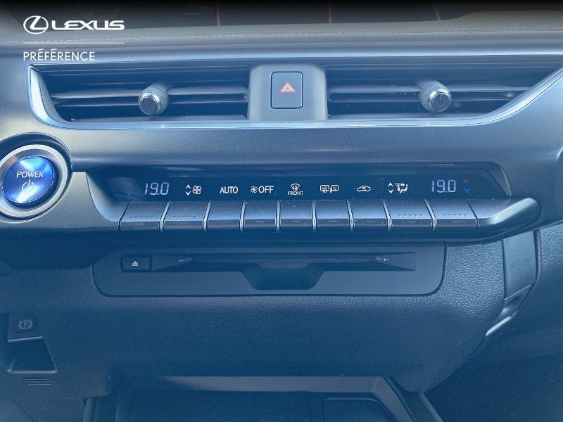 Photo 22 de l'offre de LEXUS UX 250h 2WD Premium Edition MY21 à 34890€ chez Altis - Toyota Vannes