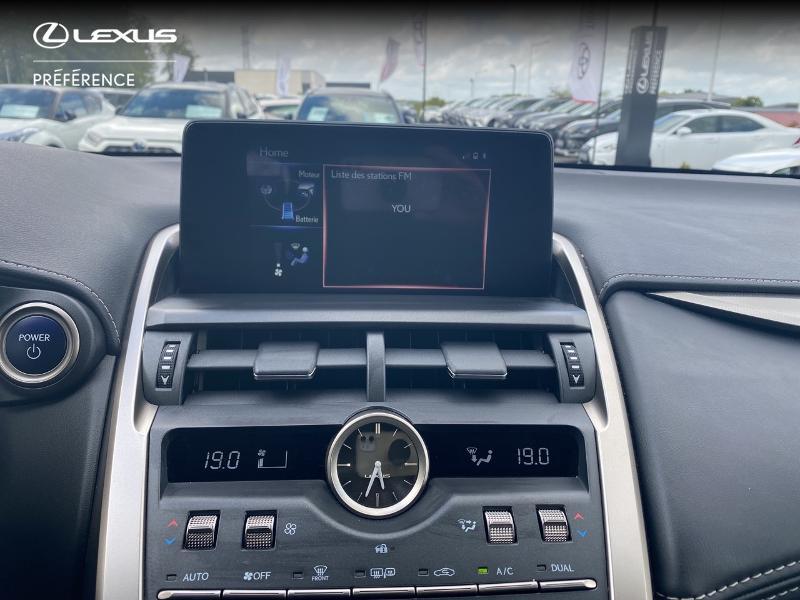 Photo 15 de l'offre de LEXUS NX 300h 2WD Design MY21 à 46890€ chez Altis - Toyota Vannes