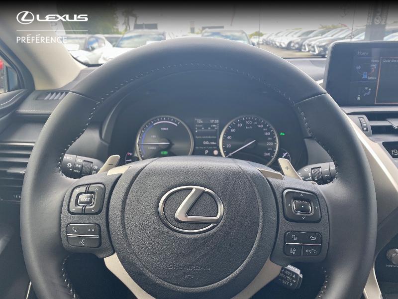Photo 13 de l'offre de LEXUS NX 300h 2WD Design MY21 à 46890€ chez Altis - Toyota Vannes