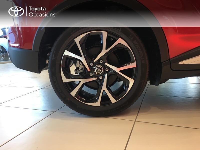 Photo 16 de l'offre de TOYOTA C-HR 184h Collection 2WD E-CVT MY20 à 35490€ chez Altis - Toyota Vannes