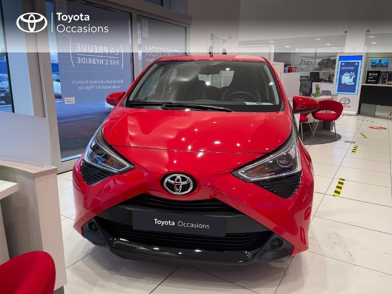 Photo 29 de l'offre de TOYOTA Aygo 1.0 VVT-i 72ch x-play 5p MY20 à 12290€ chez Altis - Toyota Vannes