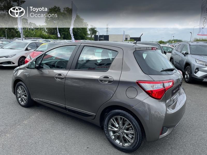 Photo 26 de l'offre de TOYOTA Yaris 100h Dynamic 5p RC18 à 15490€ chez Altis - Toyota Vannes