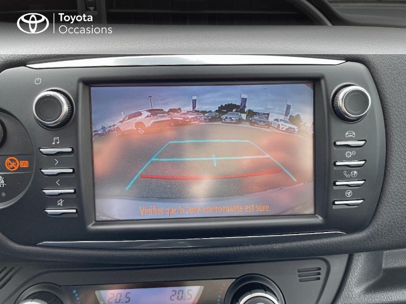 Photo 20 de l'offre de TOYOTA Yaris 100h Dynamic 5p RC18 à 15490€ chez Altis - Toyota Vannes