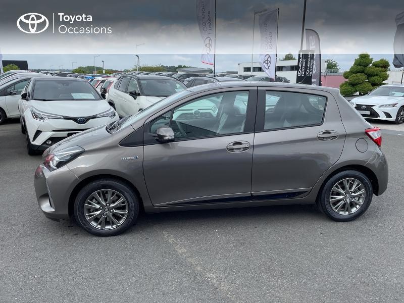 Photo 27 de l'offre de TOYOTA Yaris 100h Dynamic 5p RC18 à 15490€ chez Altis - Toyota Vannes