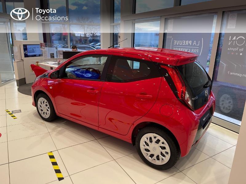 Photo 26 de l'offre de TOYOTA Aygo 1.0 VVT-i 72ch x-play 5p MY20 à 12290€ chez Altis - Toyota Vannes