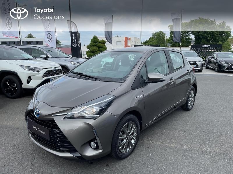Photo 25 de l'offre de TOYOTA Yaris 100h Dynamic 5p RC18 à 15490€ chez Altis - Toyota Vannes