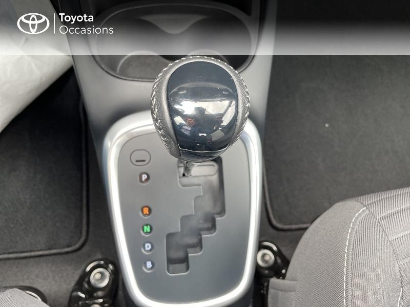 Photo 23 de l'offre de TOYOTA Yaris 100h Dynamic 5p RC18 à 15490€ chez Altis - Toyota Vannes