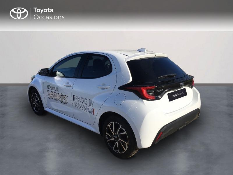 Photo 2 de l'offre de TOYOTA Yaris 70 VVT-i Design 5p à 19250€ chez Altis - Toyota Vannes