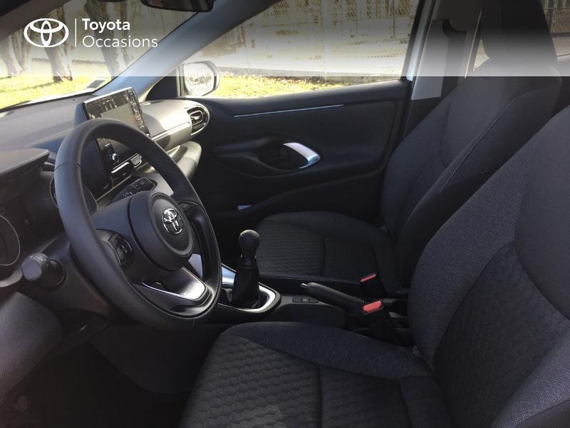 Photo 11 de l'offre de TOYOTA Yaris 70 VVT-i Design 5p à 19250€ chez Altis - Toyota Vannes
