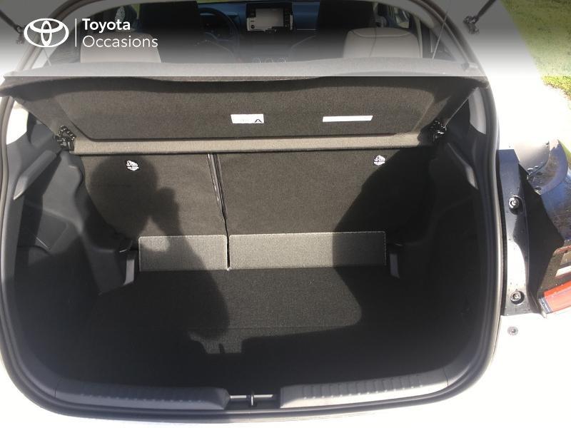 Photo 10 de l'offre de TOYOTA Yaris 70 VVT-i Design 5p à 19250€ chez Altis - Toyota Vannes