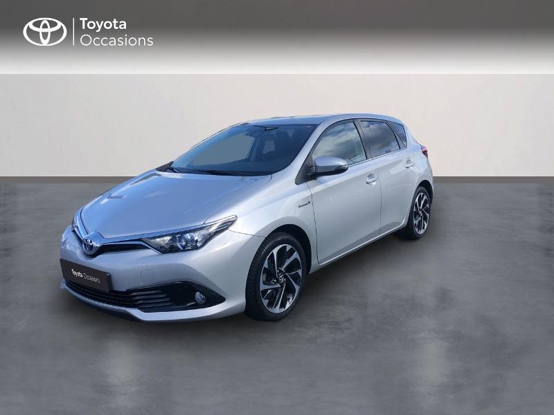Toyota Auris HSD 136h TechnoLine RC18 Hybride GRIS ALUMINIUM Occasion à vendre