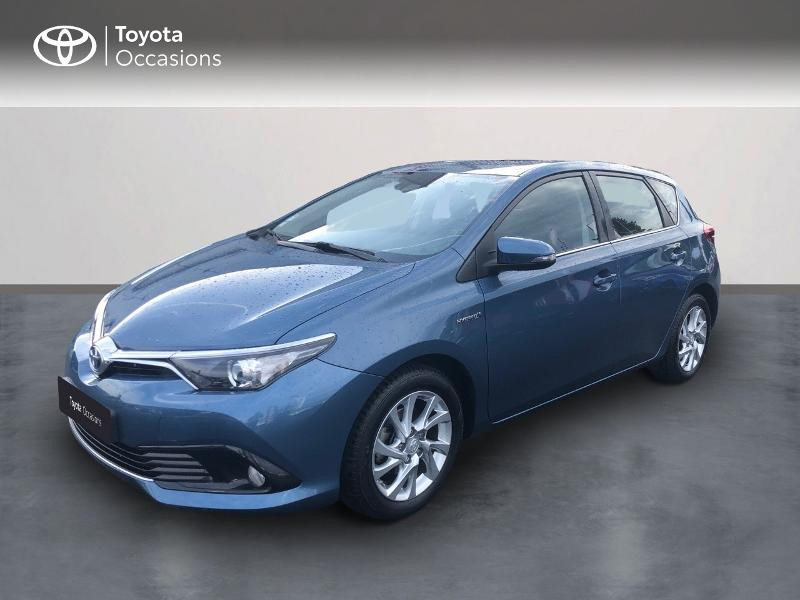 Toyota Auris HSD 136h Dynamic Hybride BLEU DENIM Occasion à vendre