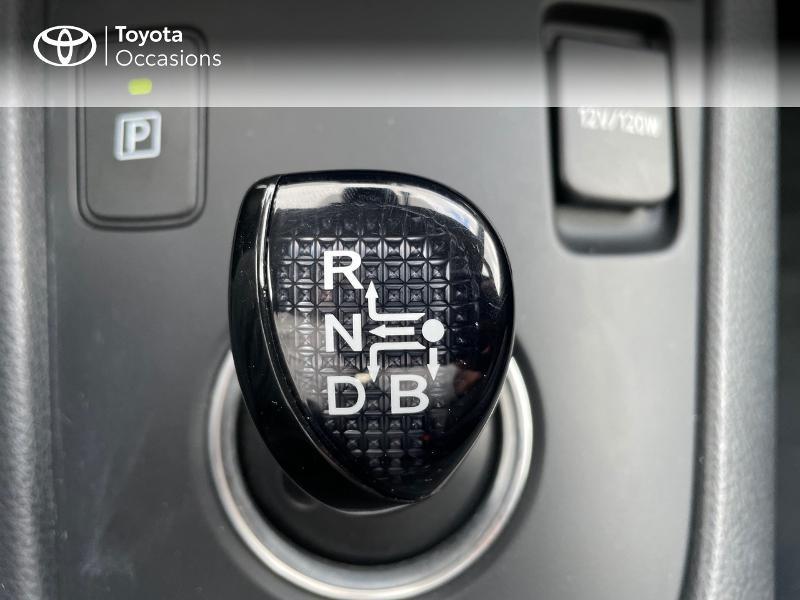 Photo 23 de l'offre de TOYOTA Auris HSD 136h TechnoLine à 17980€ chez Altis - Toyota Vannes
