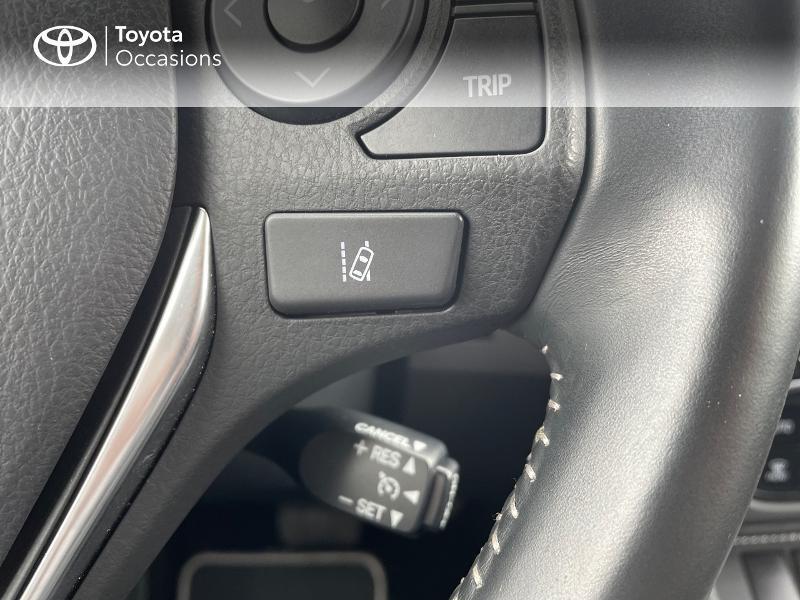 Photo 20 de l'offre de TOYOTA Auris HSD 136h TechnoLine à 17980€ chez Altis - Toyota Vannes