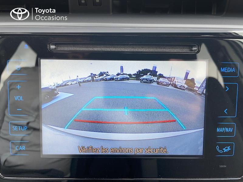 Photo 24 de l'offre de TOYOTA Auris HSD 136h TechnoLine à 17980€ chez Altis - Toyota Vannes