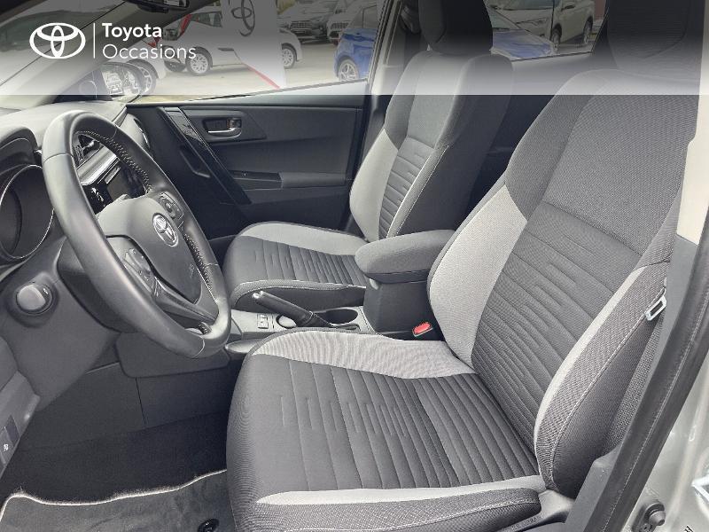 Photo 11 de l'offre de TOYOTA Auris HSD 136h TechnoLine à 17980€ chez Altis - Toyota Vannes