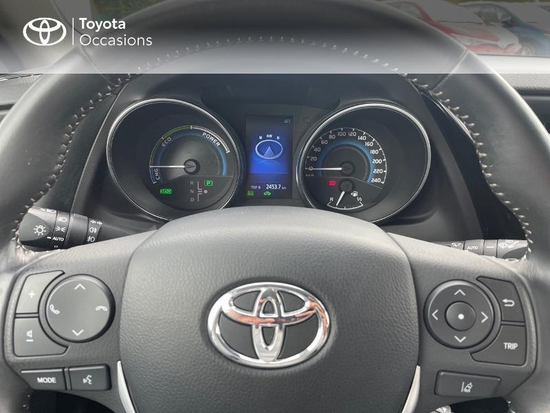 Photo 13 de l'offre de TOYOTA Auris HSD 136h TechnoLine à 17980€ chez Altis - Toyota Vannes