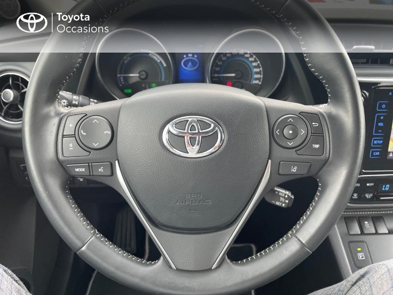 Photo 9 de l'offre de TOYOTA Auris HSD 136h TechnoLine à 17980€ chez Altis - Toyota Vannes