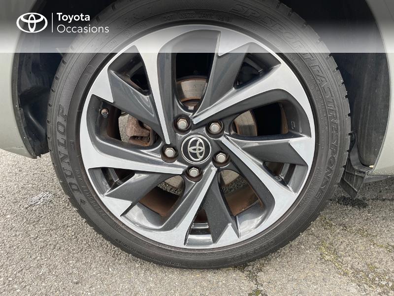 Photo 16 de l'offre de TOYOTA Auris HSD 136h TechnoLine à 17980€ chez Altis - Toyota Vannes