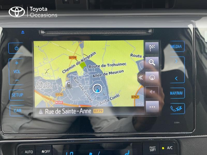 Photo 15 de l'offre de TOYOTA Auris HSD 136h TechnoLine à 17980€ chez Altis - Toyota Vannes