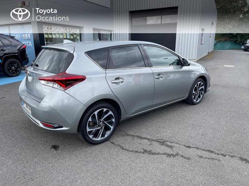 Photo 18 de l'offre de TOYOTA Auris HSD 136h TechnoLine à 17980€ chez Altis - Toyota Vannes