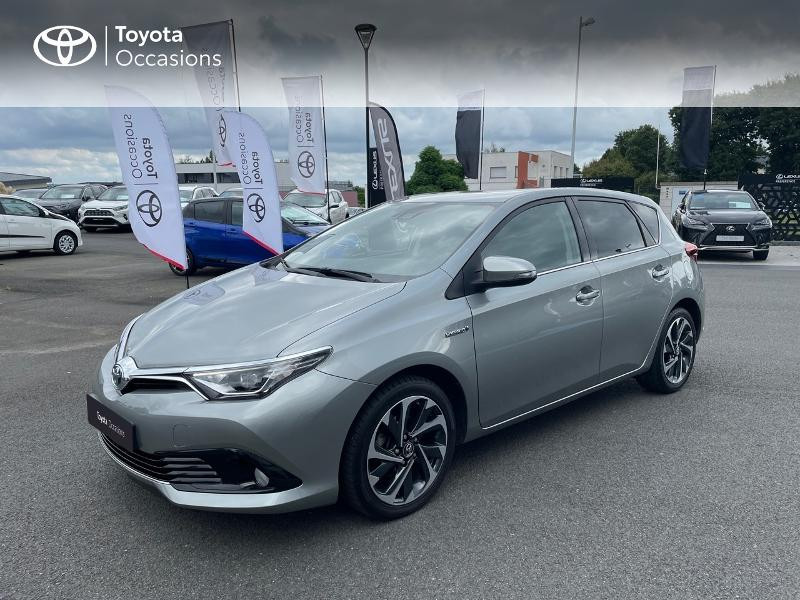 Photo 25 de l'offre de TOYOTA Auris HSD 136h TechnoLine à 17980€ chez Altis - Toyota Vannes