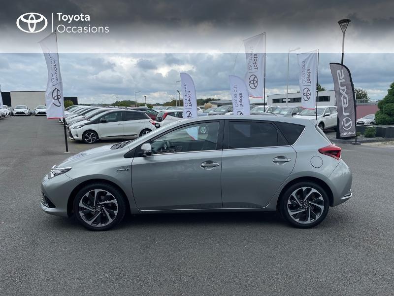 Photo 27 de l'offre de TOYOTA Auris HSD 136h TechnoLine à 17980€ chez Altis - Toyota Vannes
