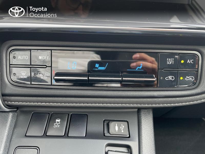 Photo 22 de l'offre de TOYOTA Auris HSD 136h TechnoLine à 17980€ chez Altis - Toyota Vannes