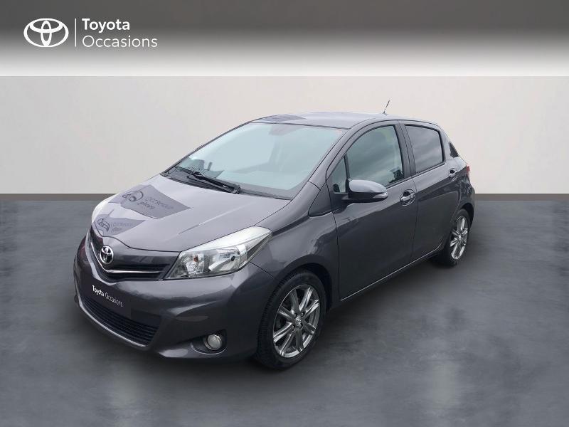 Toyota Yaris 90 D-4D Style 5p Diesel GRIS ATLAS Occasion à vendre