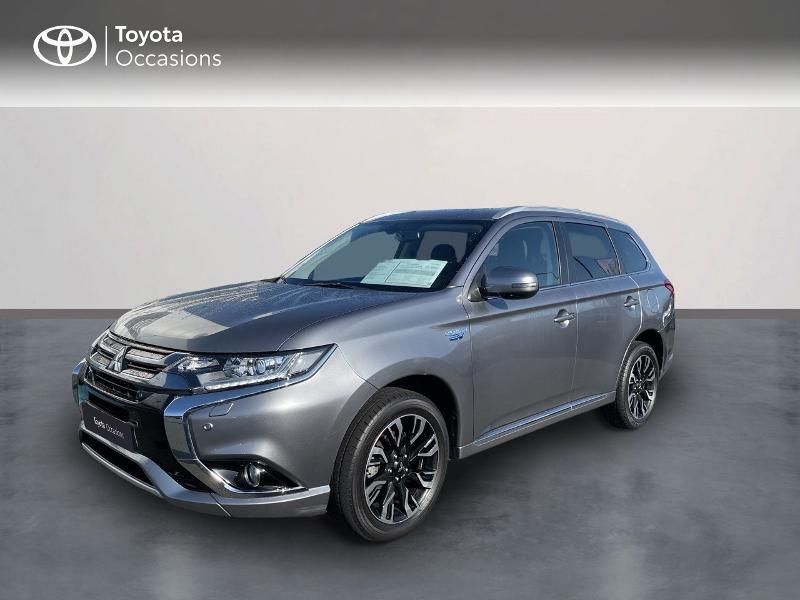 Mitsubishi Outlander PHEV Hybride rechargeable 200ch Intense Hybride gris clair Occasion à vendre