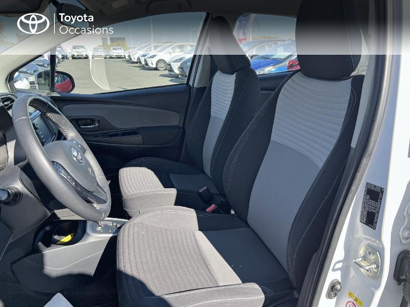 Photo 11 de l'offre de TOYOTA Yaris HSD 100h France 5p à 12590€ chez Altis - Toyota Vannes