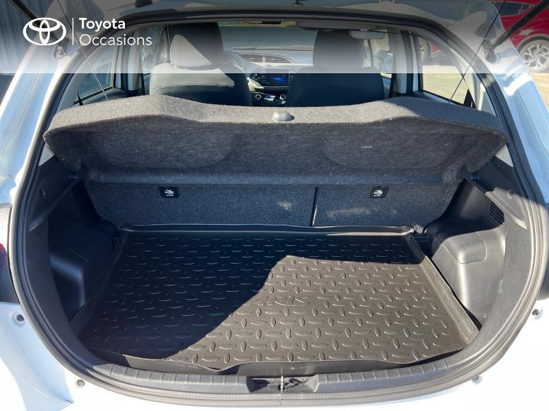 Photo 10 de l'offre de TOYOTA Yaris HSD 100h France 5p à 12590€ chez Altis - Toyota Vannes