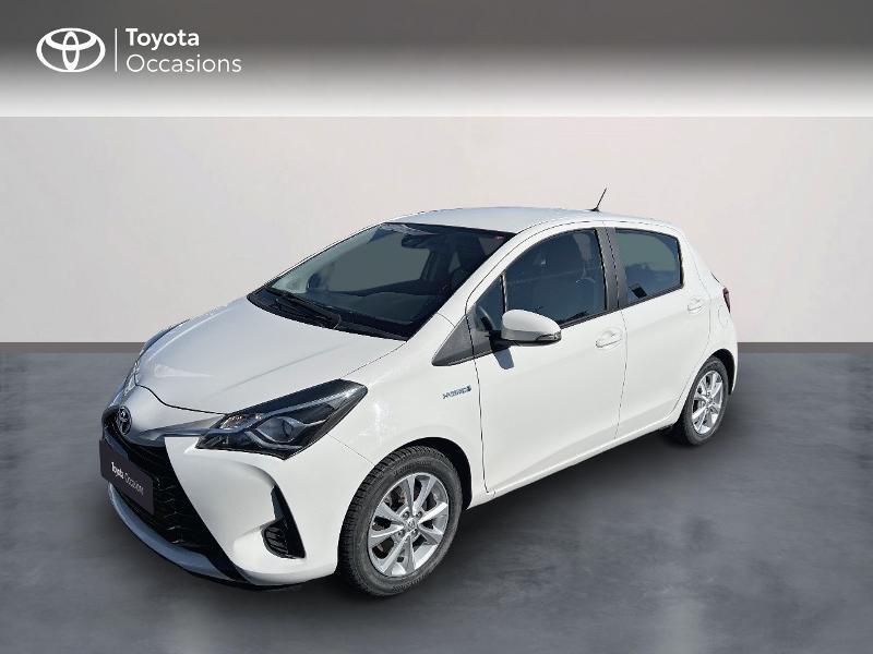 Photo 1 de l'offre de TOYOTA Yaris HSD 100h France 5p à 12590€ chez Altis - Toyota Vannes