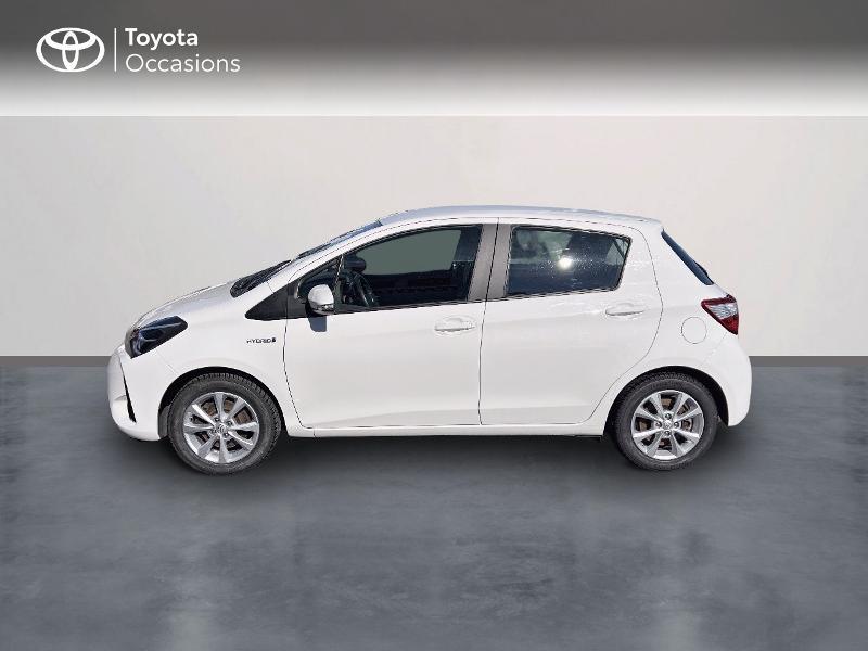 Photo 3 de l'offre de TOYOTA Yaris HSD 100h France 5p à 12590€ chez Altis - Toyota Vannes