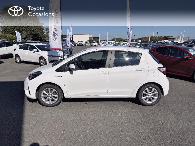 Photo 26 de l'offre de TOYOTA Yaris HSD 100h France 5p à 12590€ chez Altis - Toyota Vannes