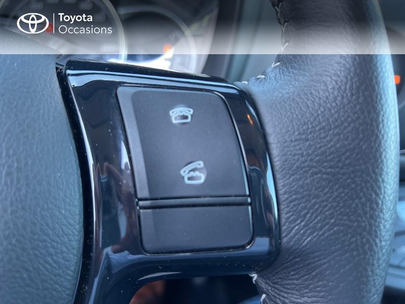 Photo 20 de l'offre de TOYOTA Yaris HSD 100h France 5p à 12590€ chez Altis - Toyota Vannes