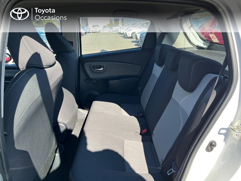Photo 12 de l'offre de TOYOTA Yaris HSD 100h France 5p à 12590€ chez Altis - Toyota Vannes