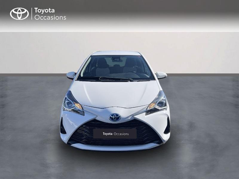 Photo 5 de l'offre de TOYOTA Yaris HSD 100h France 5p à 12590€ chez Altis - Toyota Vannes