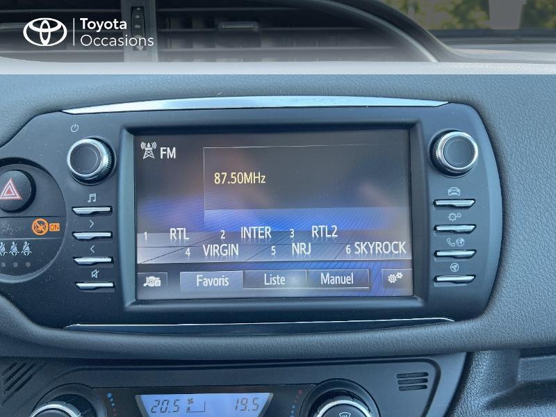 Photo 15 de l'offre de TOYOTA Yaris HSD 100h France 5p à 12590€ chez Altis - Toyota Vannes