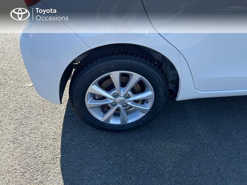 Photo 16 de l'offre de TOYOTA Yaris HSD 100h France 5p à 12590€ chez Altis - Toyota Vannes