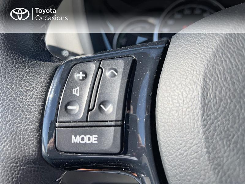 Photo 6 de l'offre de TOYOTA Yaris HSD 100h France 5p à 12590€ chez Altis - Toyota Vannes