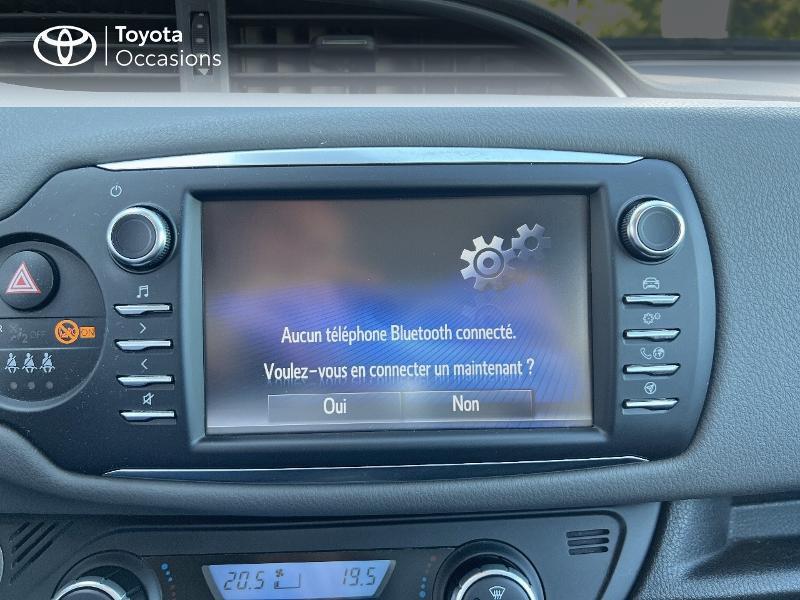 Photo 18 de l'offre de TOYOTA Yaris HSD 100h France 5p à 12590€ chez Altis - Toyota Vannes